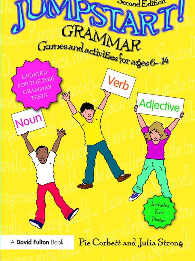 Jumpstart Grammar 9781138182783