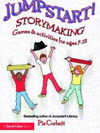 Jumpstart Storymaking 9780415466868