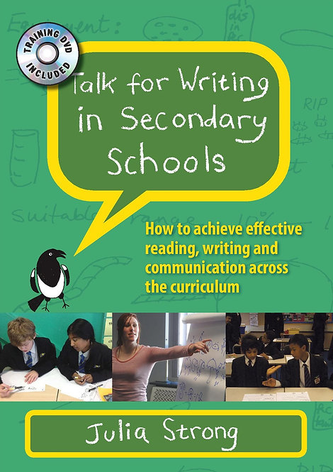 Talk for Writing in Secondary Schools, with 1 DVD