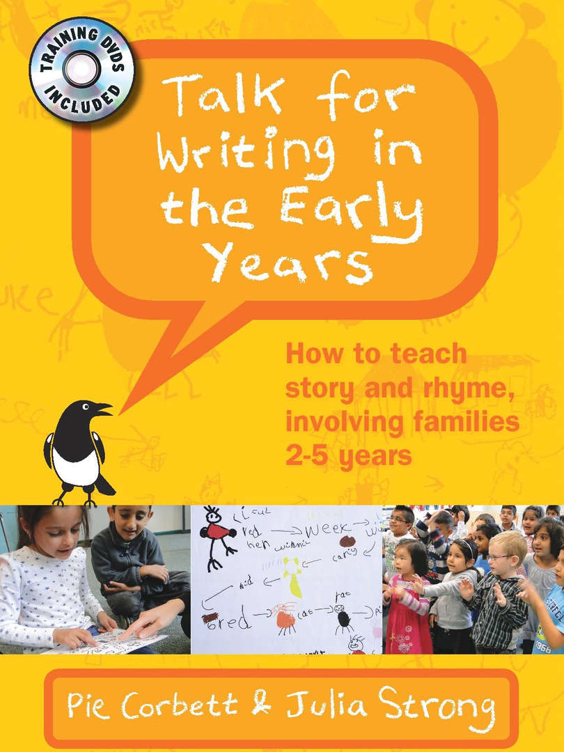 Talk for Writing in the Early Years 9780