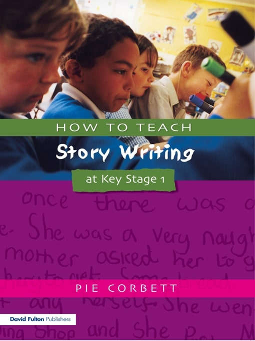 How to Teach Story Writing 9781853469169