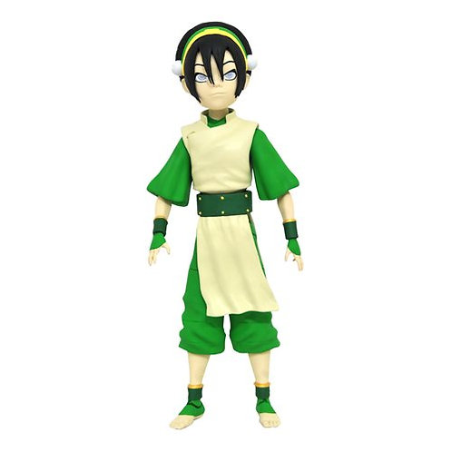 Avatar Series 3 Deluxe Toph Action Figure Preorder