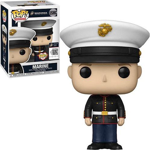 Military Marine Male (Caucasian) Pop! Vinyl Figure Preorder