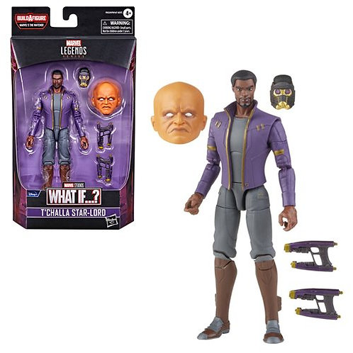 Marvel Legends What If? T'Challa Star-Lord 6-Inch Action Figure Preorder