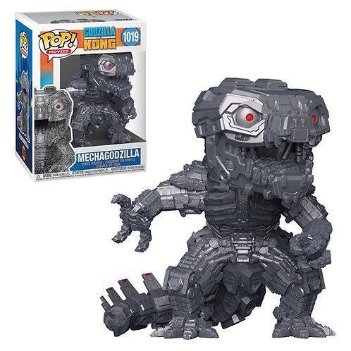 Godzilla vs. Kong Mechagodzilla (Metallic) Pop! Vinyl Figure PREORDER