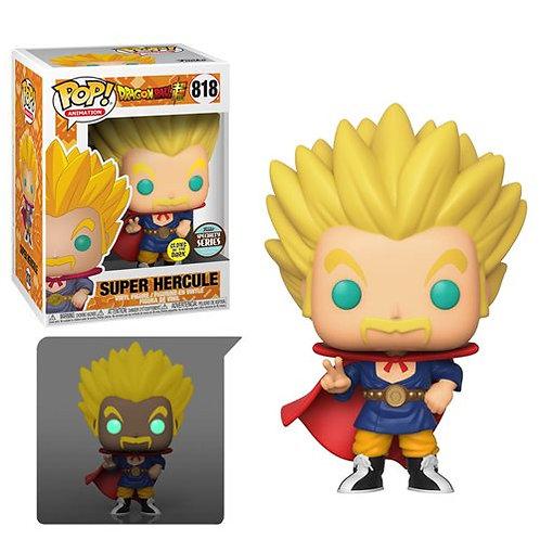 Funko Pop! Dragon Ball Super Super Saiyan Hercule Glow-in-the-Dark