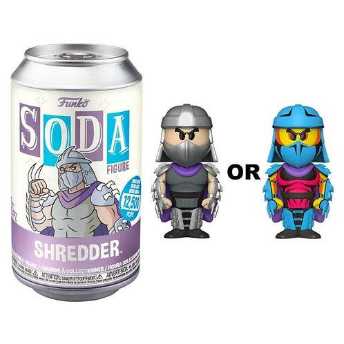 Funko Pop! Soda Teenage Mutant Ninja Turtles Shredder Limited Edition Sealed