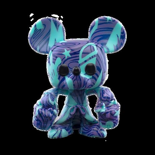 Funko POP! Artist Series: Disney - Apprentice Mickey Walmart Exclusive