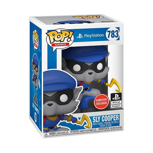 POP! Games: Sly Cooper - Sly Cooper GameStop Exclusive