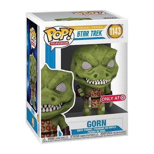 Funko POP! TV: Star Trek - Gorn with Weapon Target Exclusive Preorder