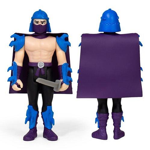 Teenage Mutant Ninja Turtles Shredder 3 3/4-Inch ReAction Figure Preorder