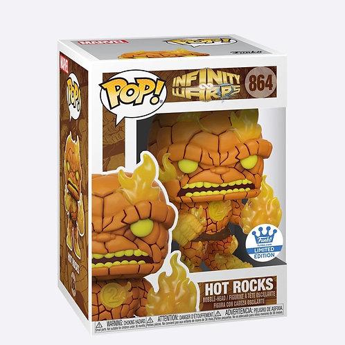 Funko Pop! HOT ROCKS - INFINITY WARPS Funko Shop Exclusive