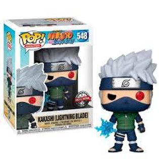 Funko Pop Kakashi lightning Blade #548