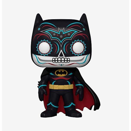Funko DC Comics Pop! Dia De Los DC Batman GITD  Hot Topic Excl Preorder