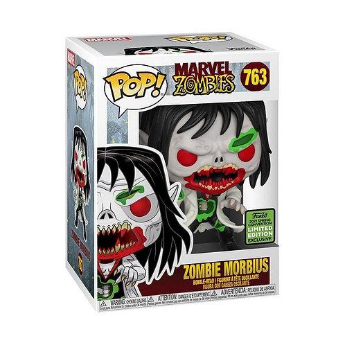POP! Marvel Zombies: Zombie Morbius 2021 ECCC Shared Exclusive