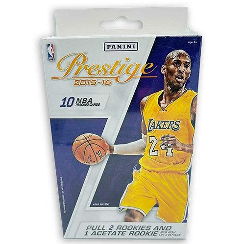 2015-16 Panini Prestige Basketball Hanger Box
