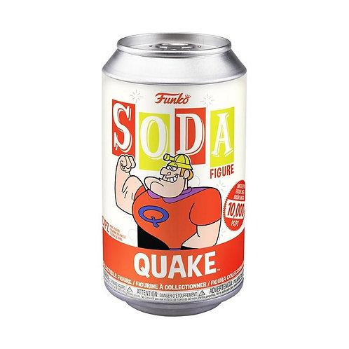 Vinyl SODA: Quake - Quake