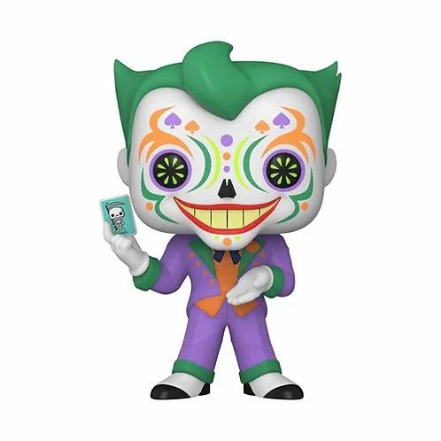 Dia de los DC Joker Pop! Vinyl Figure Preorder
