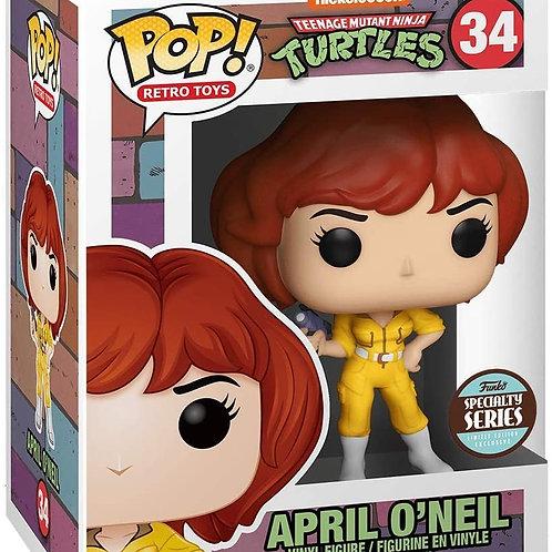Funko Pop! Teenage Mutant Ninja Turtles April O'Neil