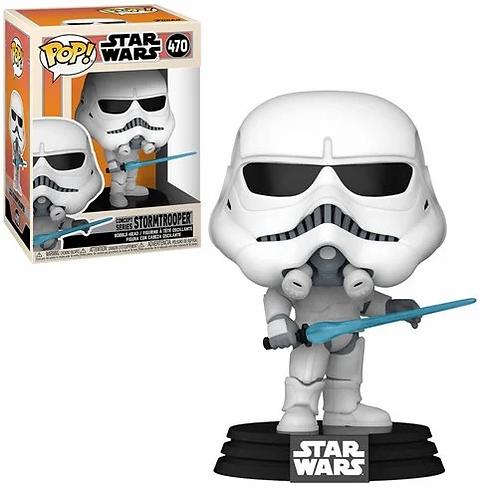 Star Wars: Concept Series Stormtrooper Pop! Vinyl Figure Preorder