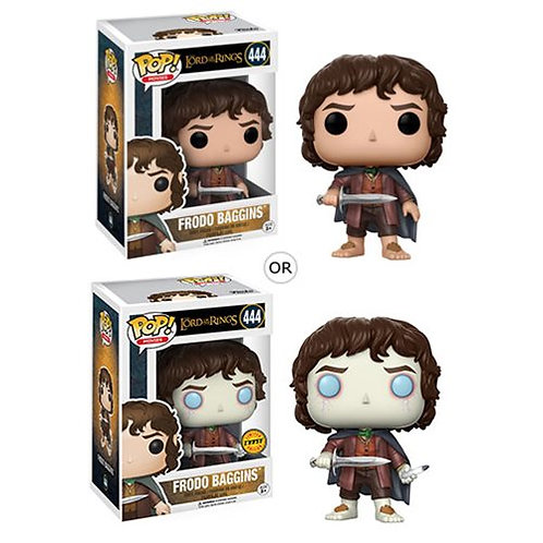 The Lord of the Rings Frodo Baggins Pop! Common + Chase Bundle Preorder