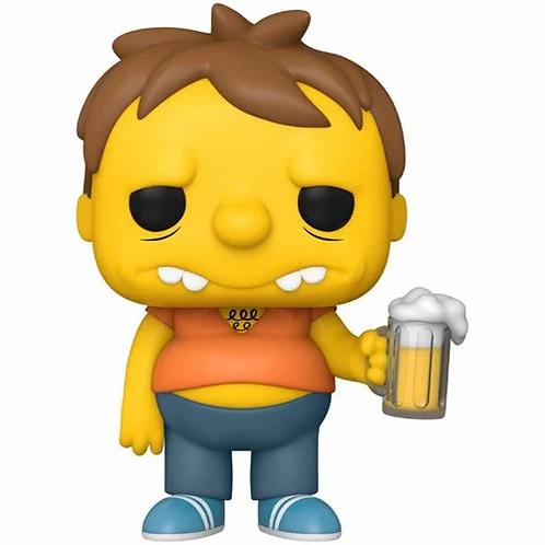 Funko Pop! Simpsons Barney Pop! Vinyl Figure