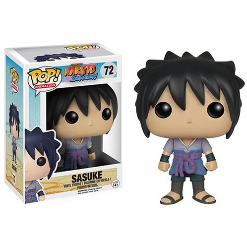 Naruto Sasuke Pop! Vinyl Figure Preorder