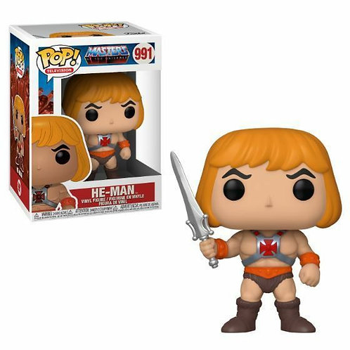Funko Pop! Masters of the Universe He-Man # 991