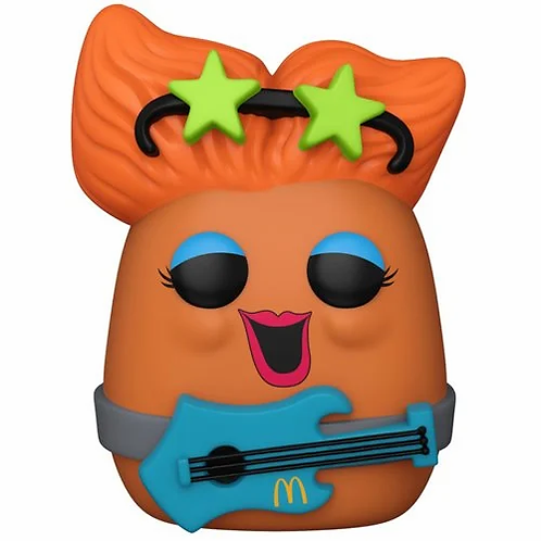 Funko Pop! McDonald's Rockstar Nugget Pop! Vinyl Figure