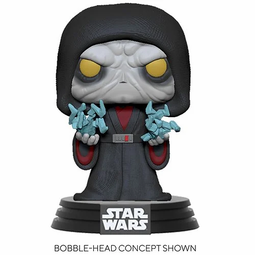 Star Wars: The Rise of Skywalker Revitalized Palpatine Pop!