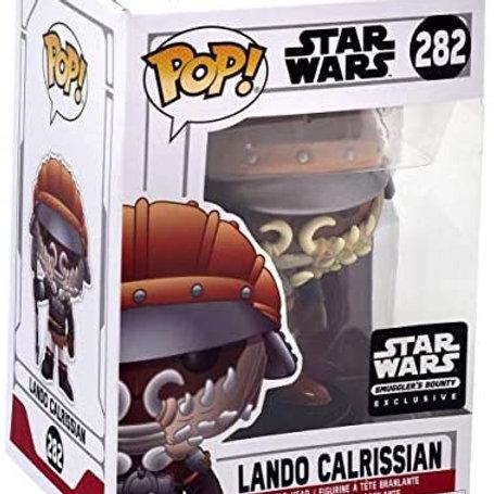 Funko Pop! Smuggler's Bounty Star Wars #282 Lando Calrissian Exclusive