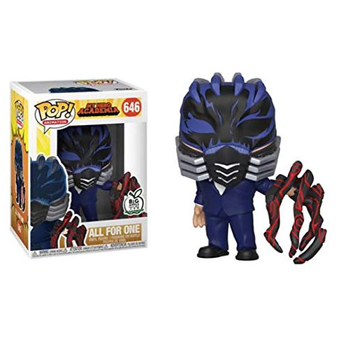 Funko Pop All for one #646 Big Apple Exclusive