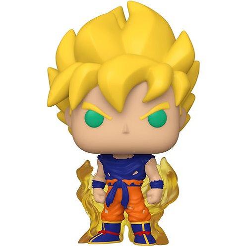 Dragon Ball Z Super Saiyan Goku (First Appearance) Pop! Vinyl Figure Preorder