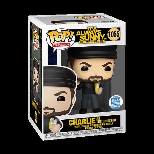 Funko Pop! TV: Charlie As Director - It's Always Sunny In Philadelphia