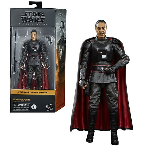 Star Wars The Black Series Moff Gideon 6-Inch Action Figure Preorder