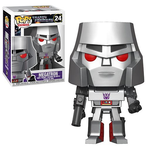 Funko Pop! Transformers Megatron