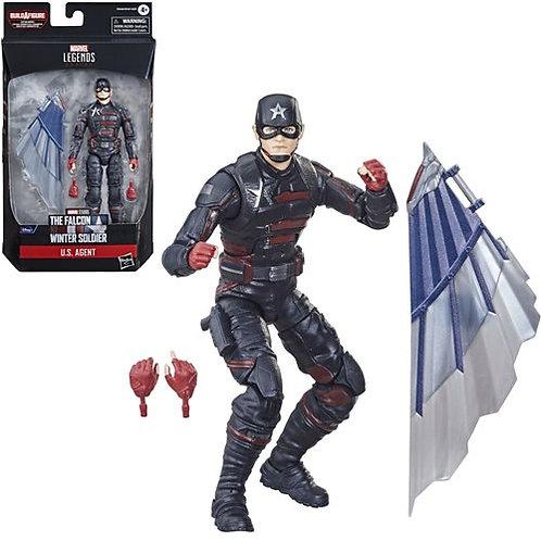 Avengers 2021 Marvel Legends 6-Inch U.S. Agent Action Figure Preorder