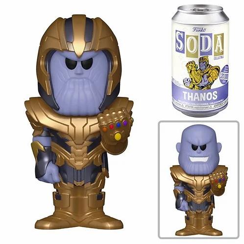 Thanos Vinyl Soda Figure SEALED