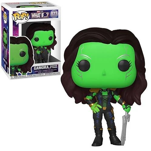 Marvel's What-If Gamora Daughter of Thanos Pop! Vinyl Figure Preorder