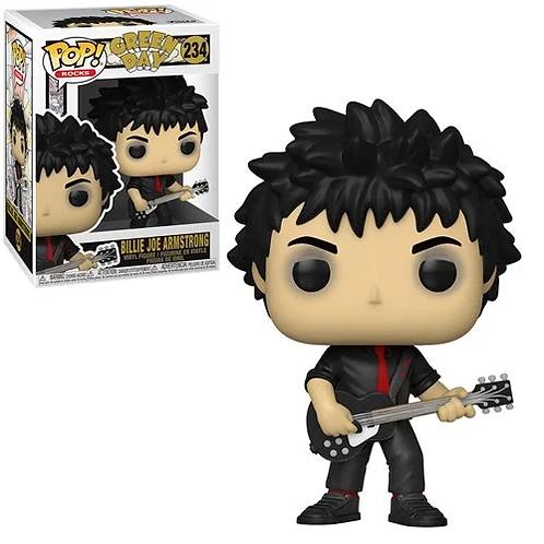 Green Day Billie Joe Armstrong Pop! Vinyl Figure Preorder