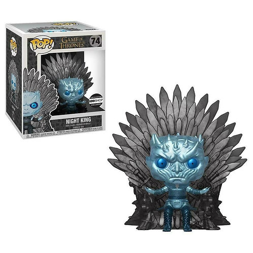 Funko Pop! Night King #74 HBO Shop Exclusive 6 in
