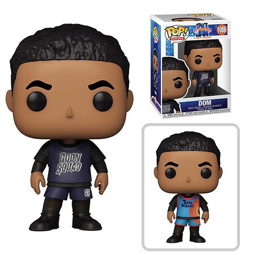 Space Jam: A New Legacy Dom Pop! Common + Chase Bundle