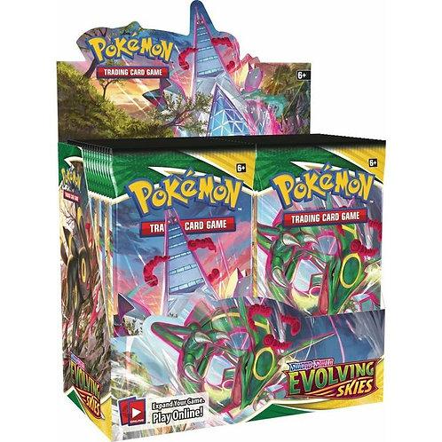 Pokemon Evolving Skies Booster Box