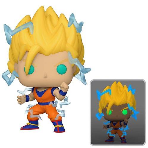 Funko POP! Dragon Ball Z Super Saiyan 2 Goku  PX Chase + Common Bundle Preorder