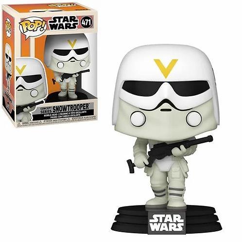 Star Wars: Concept Series Snowtrooper Pop! Vinyl Figure Preorder