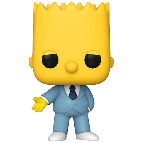 Funko Pop! Simpsons Mafia Bart Pop! Vinyl Figure