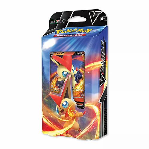 Pokémon Trading Card Game: Victini V Battle Deck