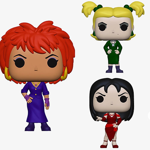Funko Scooby-Doo Pop! Animation Hex Girls 3 Pack HotTopic Exclusive Preorder