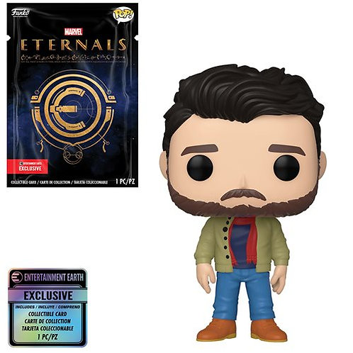 Eternals Dane Whitman Pop! with Collectible Card EE Exclusive Preorder