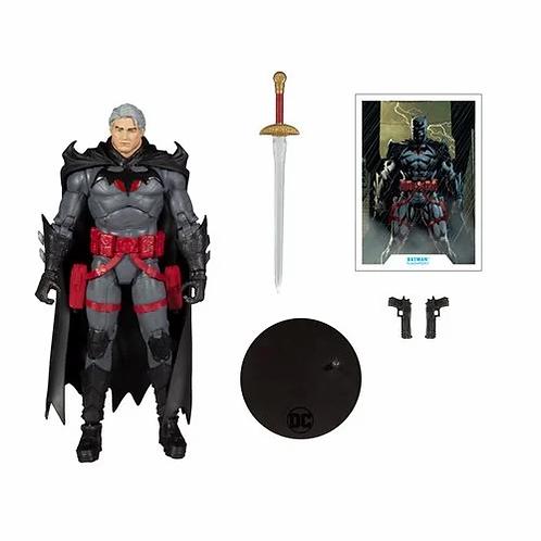 DC Multiverse Flashpoint Unmasked Batman Variant Action Figure Preorder